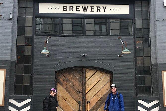 Half-Day Philadelphia's Brewery Bike Tour with Tastings