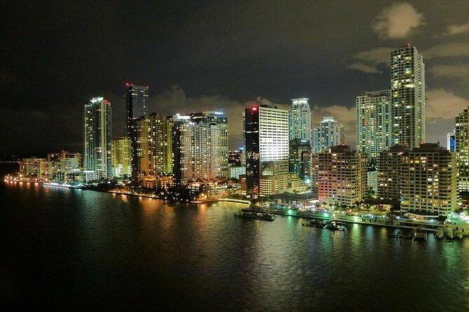 July 4th Miami independence day Night Skyline Cruise Bayside Marketplace