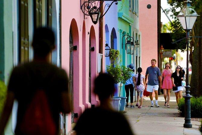 Charleston's Best History Walking Tour - 2 PM