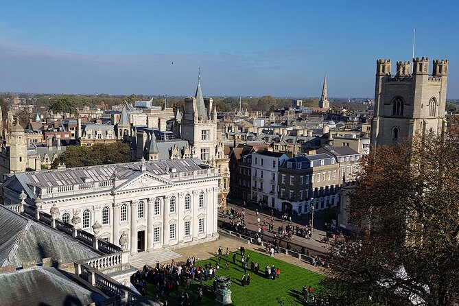 Cambridge Highlights Walking Tour by Cantab Tours