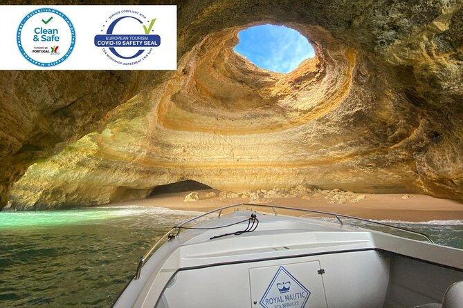 Boat tour Benagil Caves