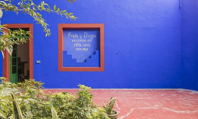 How and Where to Experience Frida Kahlo's Mexico City