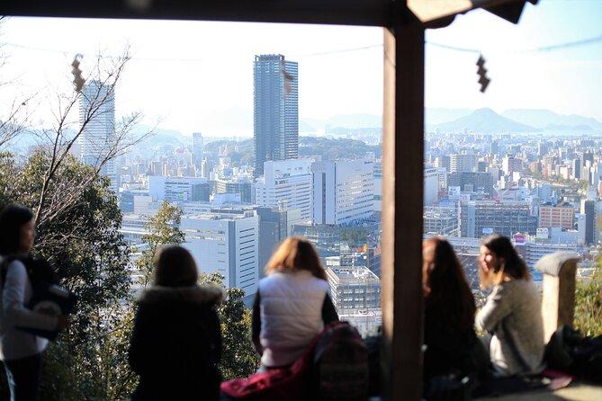 Morning Hiking Tour: Mt. Futaba & Hiroshima's History (Breakfast Included)