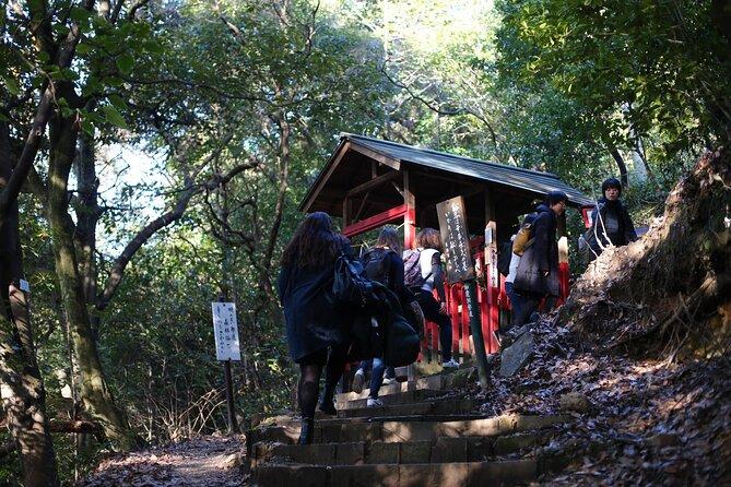 Morning Hiking Tour: Mt. Futaba & Hiroshima's History
