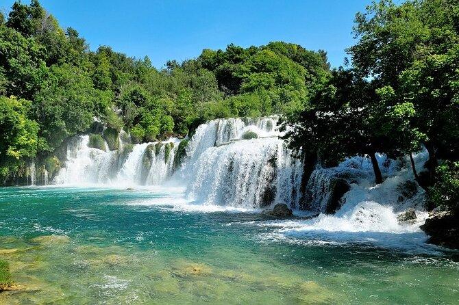 Self-Guided Krka Waterfalls National Park Group Tour