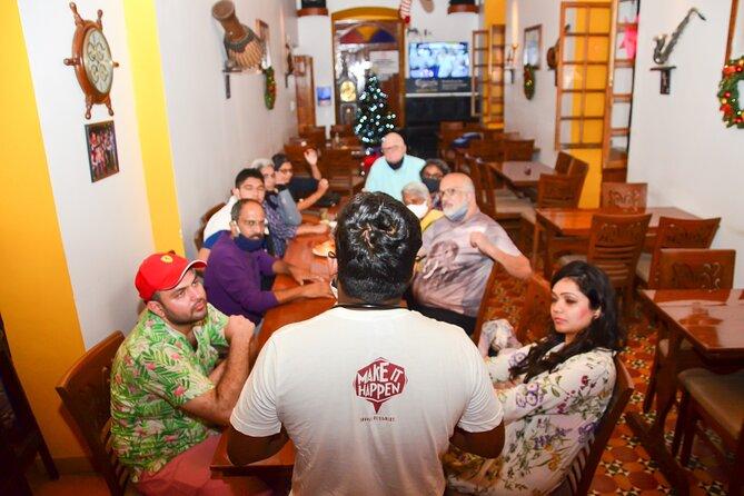 Goan Feni & Tapas – Food Trail with Tastings & Drinks by Make It Happen