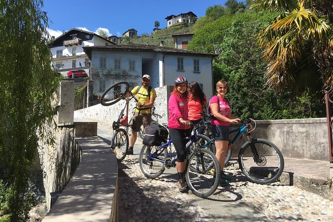 LAKE COMO Bike Tour (Colico/Domaso)