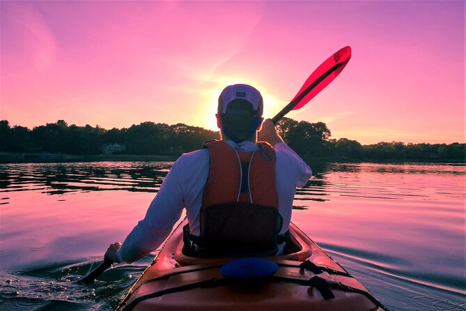 Sunset Kayaking Adventure in Roundstone Bay or Connemara Lough