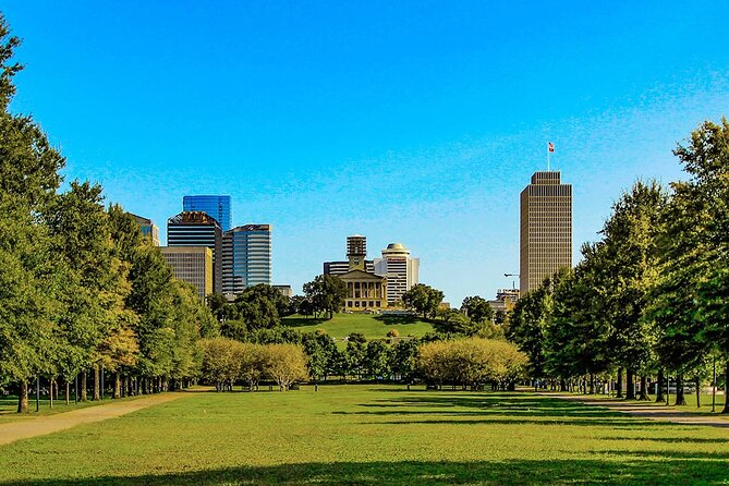 Nashville's Bicentennial Capitol Mall State Park: A Self-Guided Audio Tour