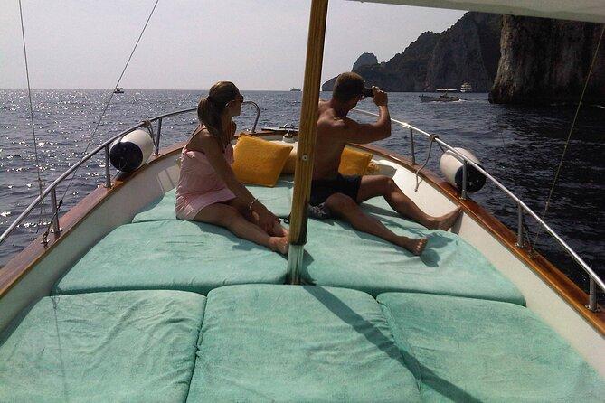 Capri and Positano with Private Boat - Full Day from Capri