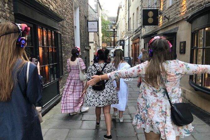 Ghost Hunters Disco Walking Tour in Bath