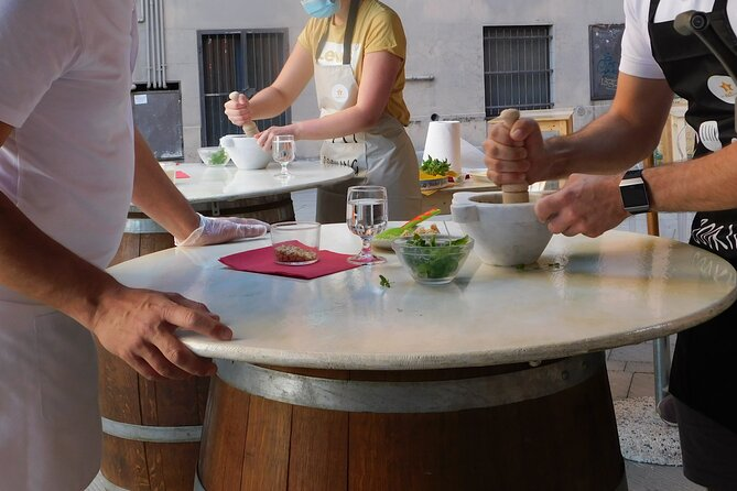 Cooking class in Genoa - Do Eat Better Experience