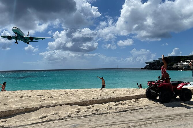 3-Hour Guided ATV Tour Island Highlights Plus 1-Hour Relax by the Beach