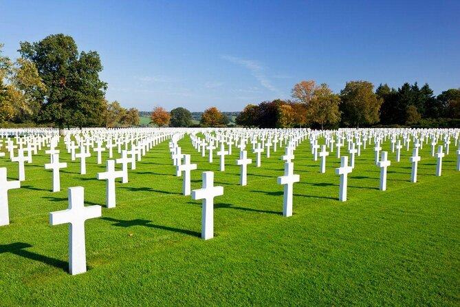 Cemitério e Memorial Americano Henri-Chapelle (Cimetière Américain de Henri-Chapelle)