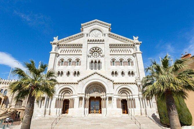Cathédrale de Monaco (Catedral de Mônaco)