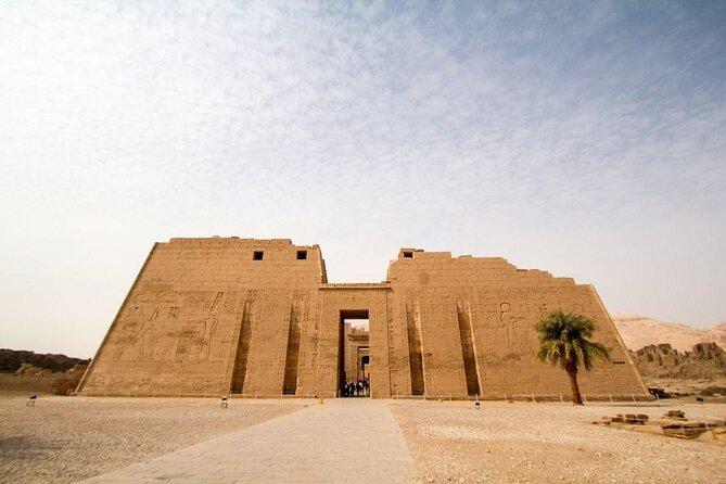 Medinet Habu (Temple of Ramses III)