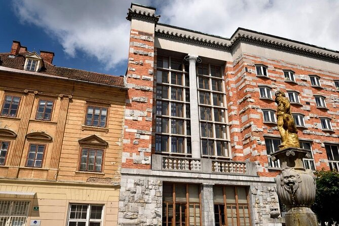 National and University Library of Slovenia (Arodna in Univerzitetna Knjiznica)