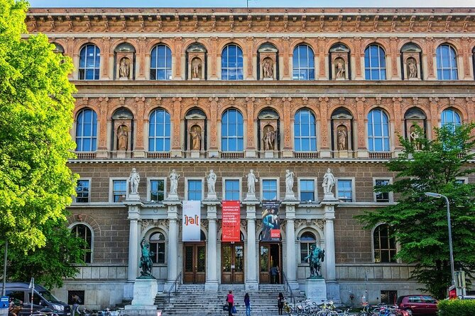 Academy of Fine Arts Vienna (Akademie der Bildende Künste Wien)