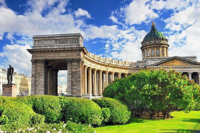 Cathedral of Our Lady of Kazan (Kazansky Sobor)