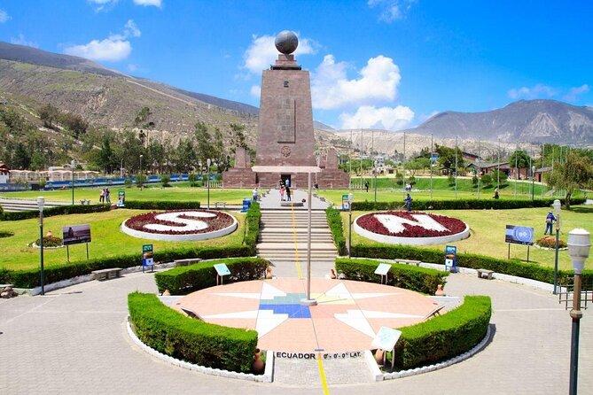 Middle of the World Monument (La Mitad del Mundo)