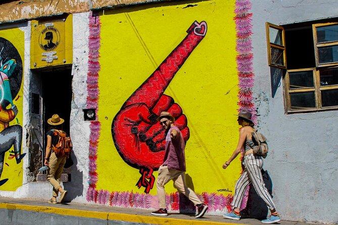 Small-Group Half-Day City Art Tour of Oaxaca