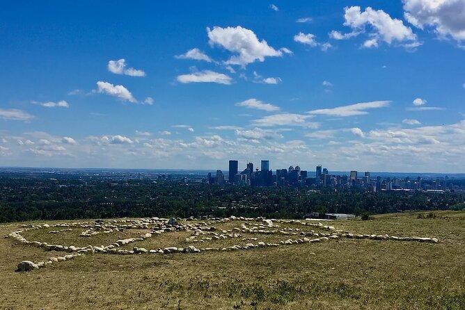 Siksikaitsitapi Medicine Wheel Tour of Calgary's Nose Hill