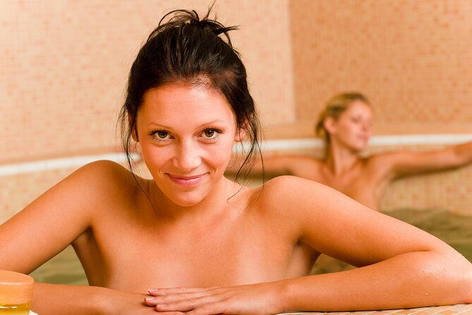 Naked in Bavaria - A Day at the Sauna