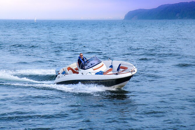 Private Gdansk Bay 3-Hour Boat Tour departing from Gdynia