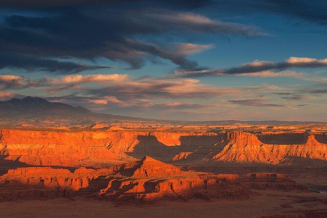 Sunset Canyonlands National Park Tour