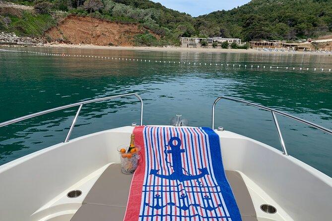 Elafiti Islands 4-Hour Fun Speedboat Tour