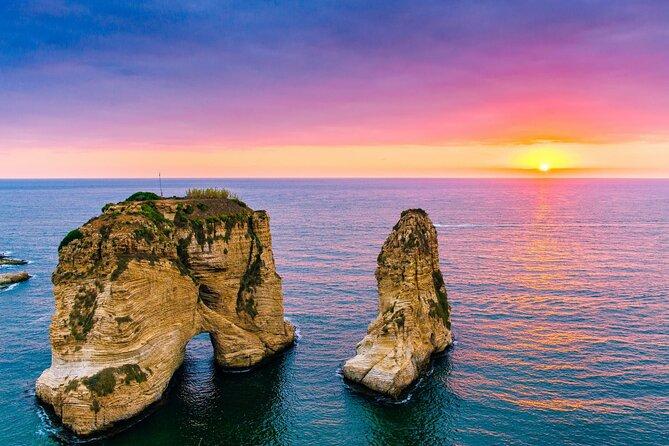 Beirut Panoramic City Tour, Beiteddine Palace & Deir El Qamar
