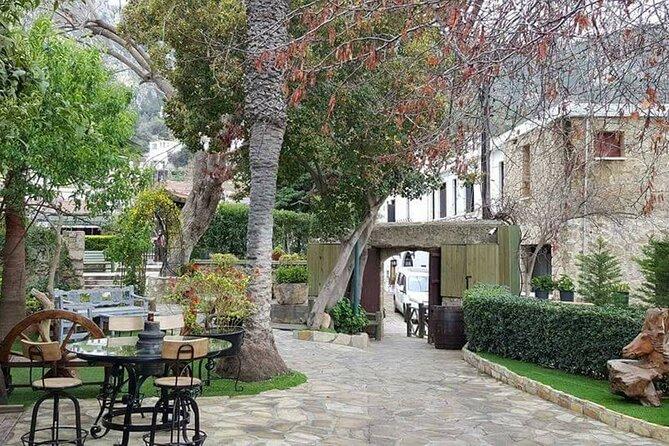 Excursión de un día: St Hillarion y Bellapais de Nicosia