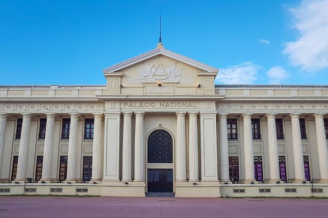 National Palace of Culture (Palacio Nacional de la Cultura)