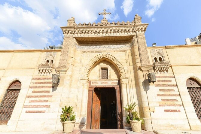 Hanging Church (Al-Muallaqa)