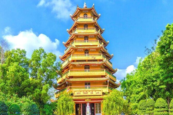 Giac Lam Pagoda (Chua Giac Lam)