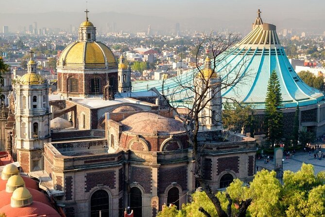 Basilica of Our Lady of Guadalupe (Basilica de Nuestra Senora de Guadalupe)