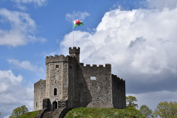Private Day Tour of South Wales, including Cardiff & Caerphilly Castle.