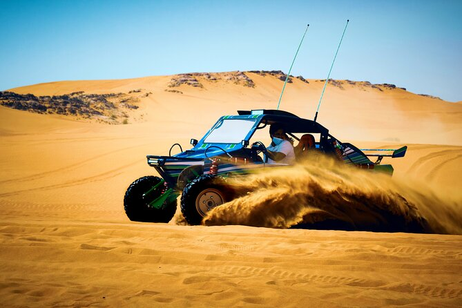 Dune Buggy Ride in High Red Dunes + Complimentary Desert Safari