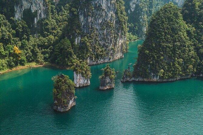 Khao Sok: Full-Day Chiew Larn Lake Tour: From Phuket Area