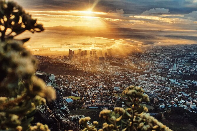 ⭐ Lion's Head Sunrise/Sunset Hike from Cape Town
