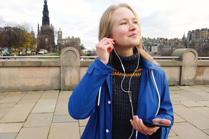 The Architecture of Money: A Self-Guided Audio Tour of Edinburgh's New Town