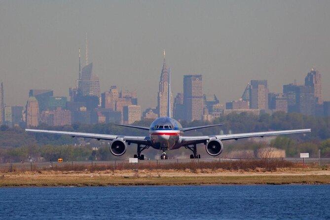 Luchthaven John F.Kennedy International (JFK)