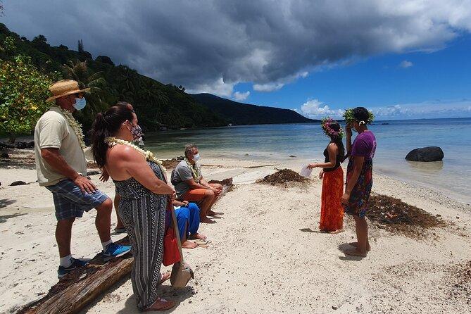 Private Tahiti Sightseeing Tour