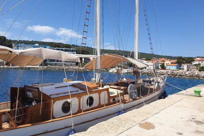 Full-Day Small-Group Kornati and Telašćica Cruise from Zadar