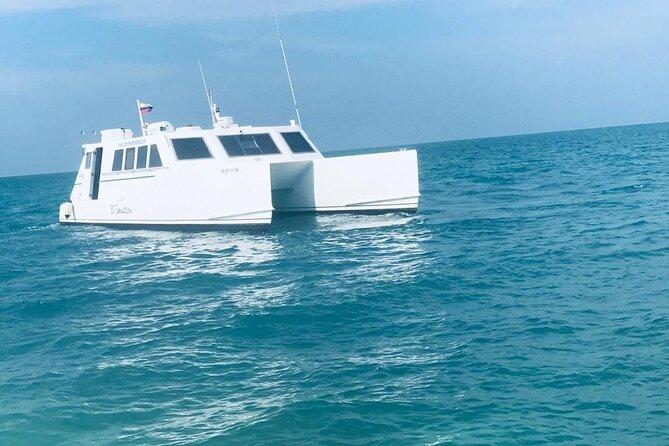 Promotion Tours Rosario Island in Catamaran VIP