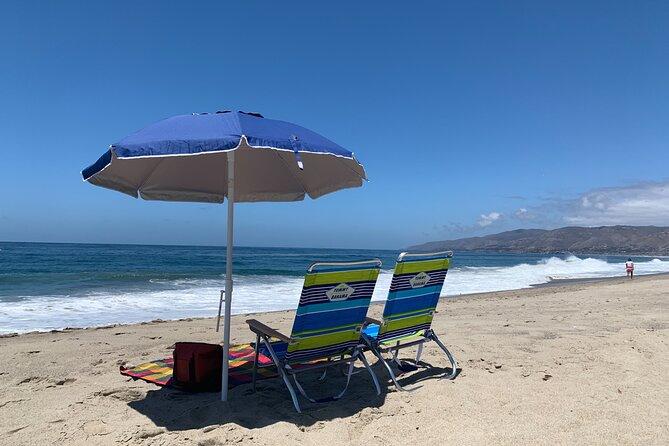Private LA Coast Tour and Beach Day/Scenic Hike: Venice, Santa Monica, Malibu