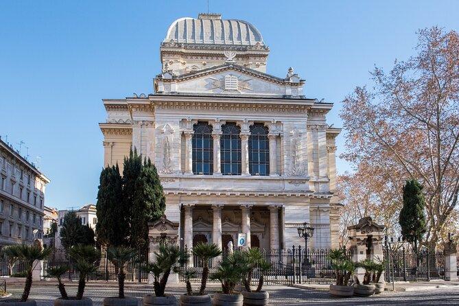 Jewish Ghetto, Synagogue & Trastevere District Semi Private Tour