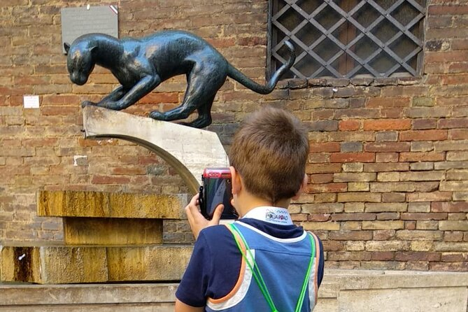 The 17 Fantastic Animals of Siena