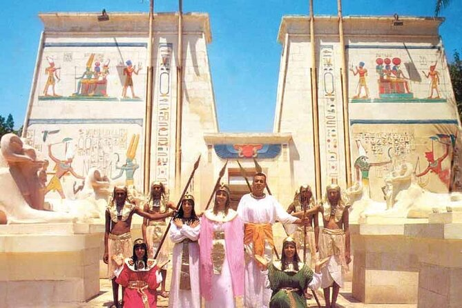 Private Day Tour To Pharaonic Village In Cairo