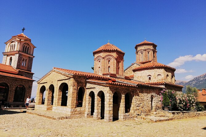 Full-Day Private Tour to Ohrid from Skopje